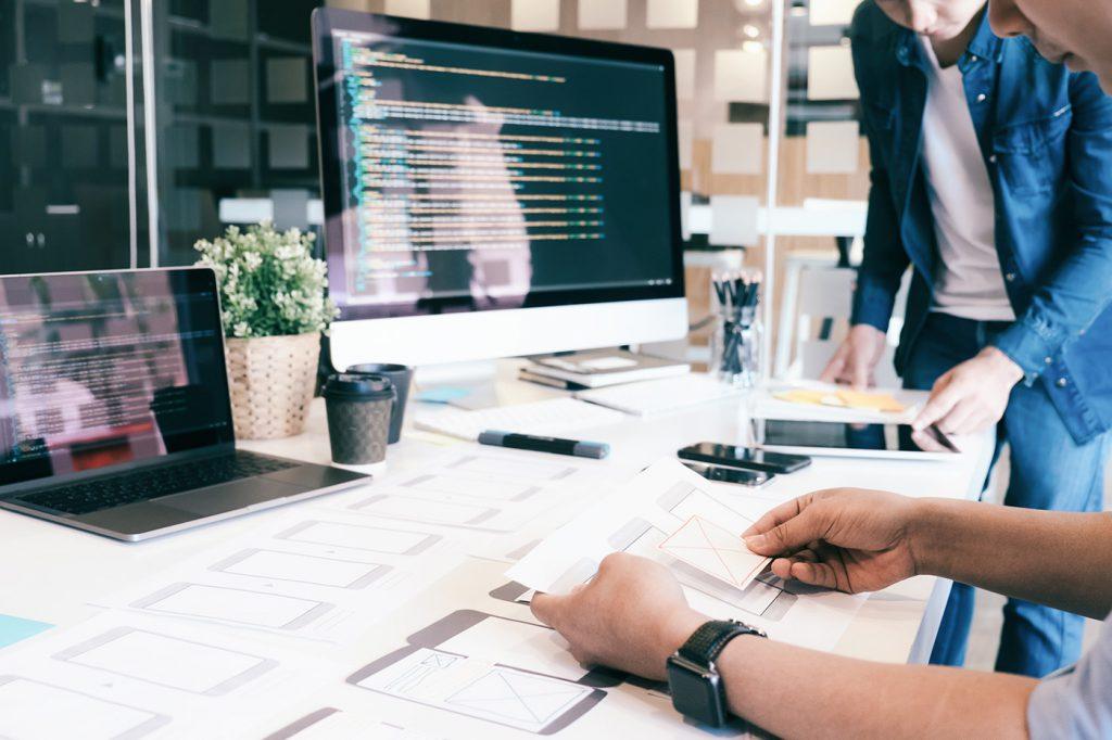 ローコード開発の製品やサービスをご紹介